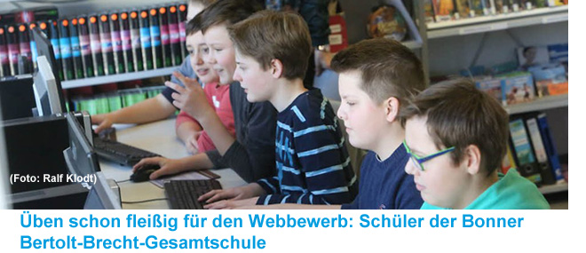 Bertolt-Brecht-Gesamtschule Bonn 2018