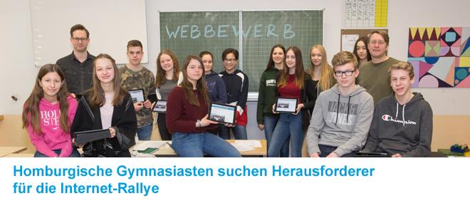 Homburgisches Gymnasium Nümbrecht 2018